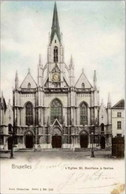 BRUXELLES (Ixelles) - Eglise Saint-Boniface - Carte Précurseur - Oblitération De 1902 - Nels, Série 1, N° 102 - Elsene - Ixelles