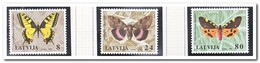 Letland 1996, Postfris MNH, Butterflies - Letland