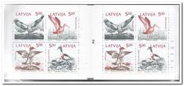 Letland 1992, Postfris MNH, Birds - Letland