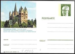 Germania/Germany/Allemagne: Intero, Stationery, Entier, Chiesa, Eglise, Church - Chiese E Cattedrali