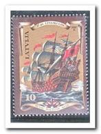 Letland 1997, Postfris MNH, Boat, Ship - Letland