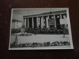 FOTOGRAFIA CARRI ARMATI PERIODO 2 GUERRA MONDIALE IN ESPOSIZIONE-FOTO ANNI 60 - Guerra, Militari