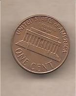 USA - Moneta Circolata Da 1 Centesimo - 1975 - Emissioni Federali