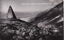 KAISERSAULE THAURER ALM KARWENDEL  AUTENTICA 100% - Austria