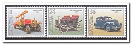 Letland 1996, Postfris MNH, Cars - Letland