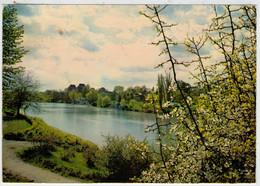 TORINO   UN  ANGOLO  ROMANTICO   AL  VALENTINO     (VIAGGIATA) - Parcs & Jardins