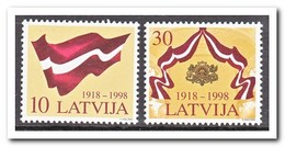 Letland 1998, Postfris MNH, 80th Anniversary Of Independence - Letland