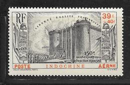 INDOCHINE PA N° 16 NEUF * - COTE = 33.00 € - Indochina (1889-1945)