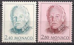 Monaco  (1993)  Mi.Nr.  2126 + 2127  ** / Mnh  (12ah40) - Monaco