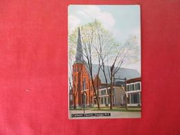 Catholic Church  Owego  - New York      Ref 3166 - NY - New York