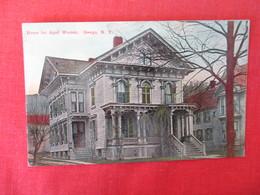 Home For Aged Women    Owego  - New York      Ref 3166 - NY - New York