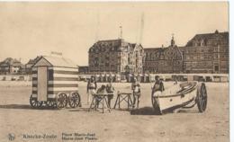 Knokke - Knocke-Zoute - Place Marie-José - Ern. Thill Série 17 No 65 - 1934 - Knokke