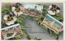 Blankenberge - Blankenberghe - Une Pensée De Blankenberghe - Edition Arfo - 1945 - Blankenberge