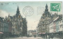 Antwerpen - Anvers - Rue Leys - Ed. Nels Série 25 No 7 - 1913 - Antwerpen