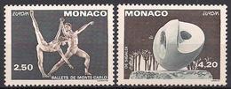Monaco  (1993)  Mi.Nr.  2120 + 2121 A  ** / Mnh  (12ah14)  EUROPA - Monaco