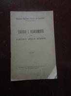 COLTIVAZIONE DELLE TERRE - PROVVEDIMENTI R.DECRETO 1920-CASA EDITRICE E. PIETROCOLA-1920 - Diritto Ed Economia