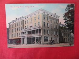 The Ah-wa-ga Hotel      Owego  - New York      Ref 3166 - NY - New York