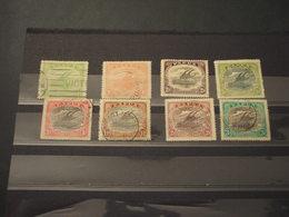 PAPUA - 1911/2 LAKATOI  8 VALORI, Insieme/set - NUOVI(+)/TIMBRATI/USED - Papua Nuova Guinea