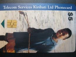 Telecarte De Kiribati - Telefoonkaarten
