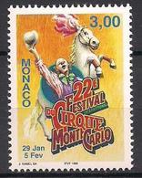 Monaco  (1997)  Mi.Nr.  2396  ** / Mnh  (12ah19) - Monaco