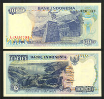 INDONESIA - 1.000 Rupiah 1992 UNC P.129 - Indonesia
