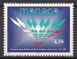 Monaco  (1997)  Mi.Nr.  2389  ** / Mnh  (12ah23) - Monaco