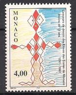 Monaco  (1997)  Mi.Nr.  2388  ** / Mnh  (12ah25) - Monaco