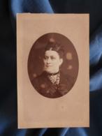 CDV Photo Walery à Paris - Portrait De Mme Castel (mère De Mme Houdard) Vers 1875 L425A - Anciennes (Av. 1900)