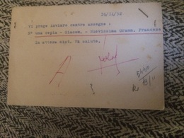 1952 Cartolina Pubblicitaria Campiglia Marittima Venturina Livorno A Torino Italia Al Lavoro 20l - 6. 1946-.. Repubblica