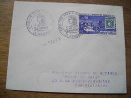1970 Centem Expo Philatélique Bordeaux , Timbre N° 1659 - Poststempel (Briefe)