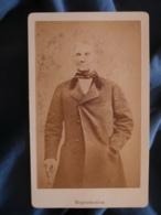 CDV Photo Mulnier à Paris - Notable (oncle Lahaye Frêre De Gd Mère Julienne),  Vers 1875 L425A - Anciennes (Av. 1900)