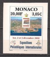Monaco  (2000)  Mi.Nr.  2527  ** / Mnh  (12ah26) - Monaco
