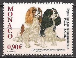 Monaco  (2004)  Mi.Nr.  2688  ** / Mnh  (12ah29) - Monaco