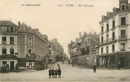 Dép 35 - Vitre - Rue Garengeot - Bon état Général - Vitre