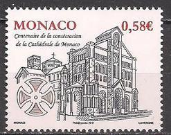 Monaco  (2011)  Mi.Nr.  3033  ** / Mnh  (12ah31) - Monaco
