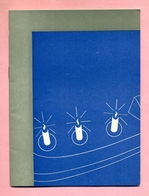 THEÂTRE DES BOUFFES PARISIENS - SAISON 1940 / 1941 : TOVARITCH De JACQUES  DEVAL Avec  ELVIRE POPESCO - Programmes
