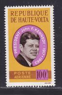 HAUTE-VOLTA AERIENS N°   19 ** MNH Neuf Sans Charnière, TB (D8536) Anniversaire De La Mort De Kennedy 1964 - Alto Volta (1958-1984)