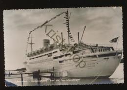 Ijmuiden - Bergensfjord Aan De Toeristensteiger - Noors Cruiseschip [C2482 - Netherlands