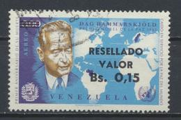 °°° VENEZUELA - Y&T N°834 PA - 1965 °°° - Venezuela