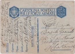 Italy 1940 Posta Militare Per Le Forze Armate - 1900-44 Vittorio Emanuele III