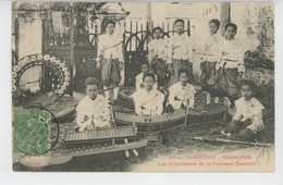 ASIE - CAMBODGE - PHNOM PENH - Les Musiciennes De La Princesse Kanakari - Cambodge