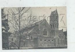 Yvoir (Belgique, Namur) : L'église Du  Cénacle En 1941 PF. - Yvoir
