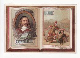 Chromo   LIEBIG    Corneille    Horace - Liebig