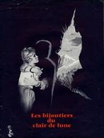 BRIGITTE BARDOT - LES BIJOUTIERS DU CLAIR DE LUNE - Publicité Cinématographique