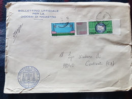 (17967) STORIA POSTALE ITALIA 1984 - 1946-.. République