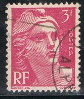 FRANCE : N° 806 Oblitéré (Type Marianne De Gandon) - PRIX FIXE - - France