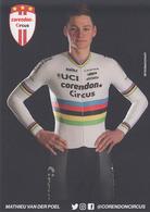 Cyclisme , MATHIEU VAN DER POEL 2019 - Radsport