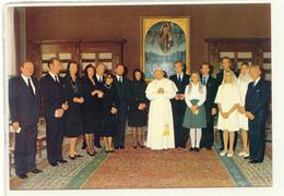 Principi Savoia Con Papa Giovanni Paolo II (27) - Case Reali