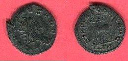GALLIEN ANTONINIEN ROME  ( C 165 RIC 181 ) TB  15 - 5. L'Anarchie Militaire (235 à 284)