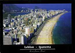 Le Blon Ipanema Rio De Janeiro RV Beaux Timbres - Rio De Janeiro